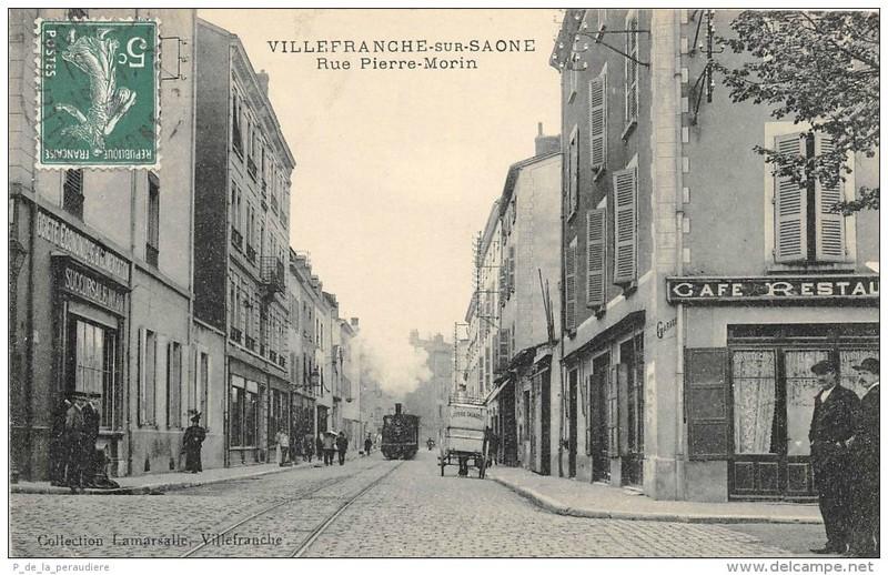 Rue pierre morin
